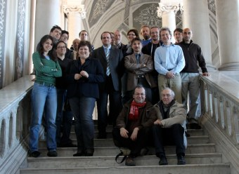 PLATO TOU Team Meeting, Catania 28 Feb - 1 Mar 2011