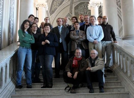 PLATO TOU Team Meeting, Catania 28 Feb - 1 Mar 2011