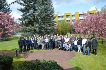 PLATO Consortium Phase B2 KOM in Munich April 2016