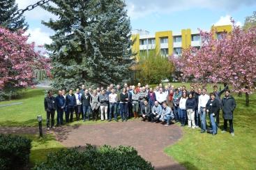 PLATO Consortium Phase B2 KOM in Munich April 2016