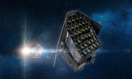 PLATO satellite – OHBmodel