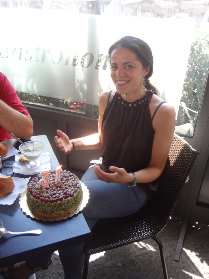Valentina Viotto, TOU System Engineer, INAF
