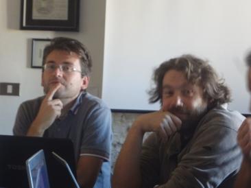 Stefano Basso, Matteo Munari