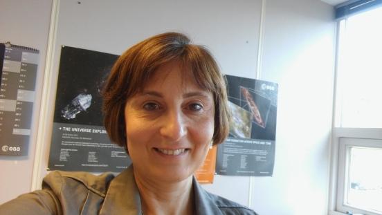 Ana Heras, Project Scientist