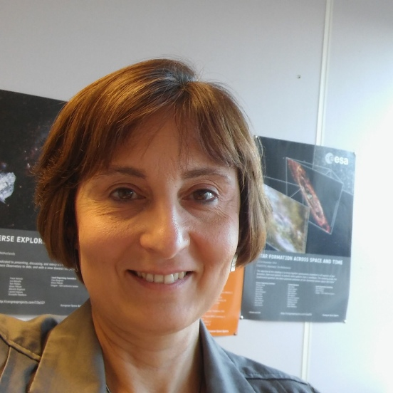 Ana Heras, Project Scientist