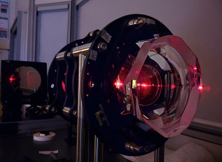 Telescope Optical UnitPrototype