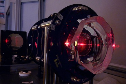 Telescope Optical Unit Prototype