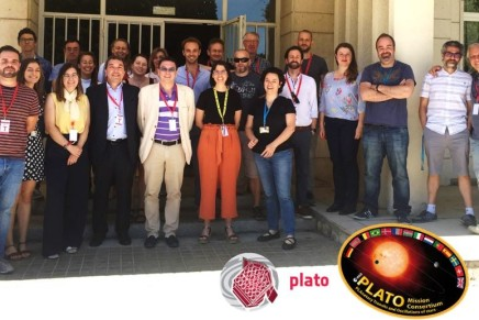 PLATO focal plane assembly (FPA) preliminary design review hold in Madrid, June2019
